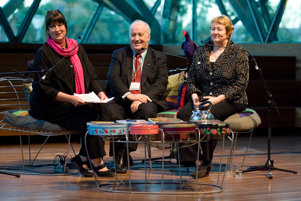Peter McMullin on the Cultural Couch