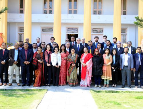Weddings, Meetings and Economic Advancement Were All On The Agenda In Nepal