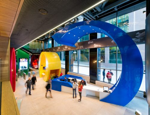 My Tour Of Google HQ