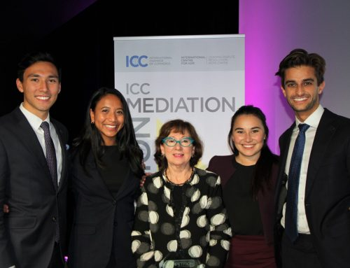 Australia proud winners is world's most prestigious mediation competition